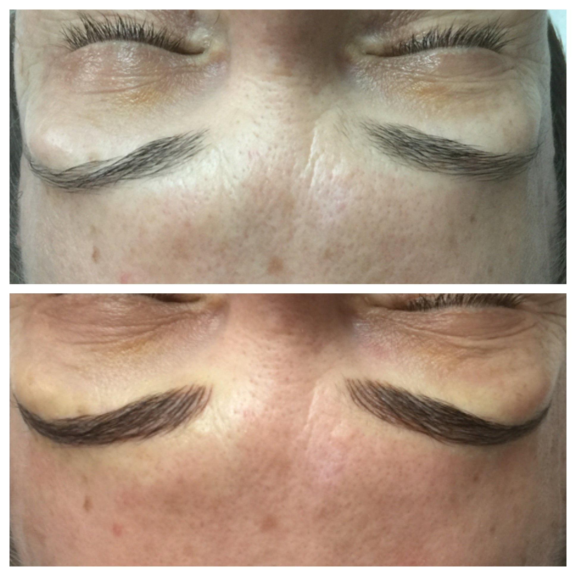 Microblading to create the perfect brow face facts for How is microblading different to tattooing