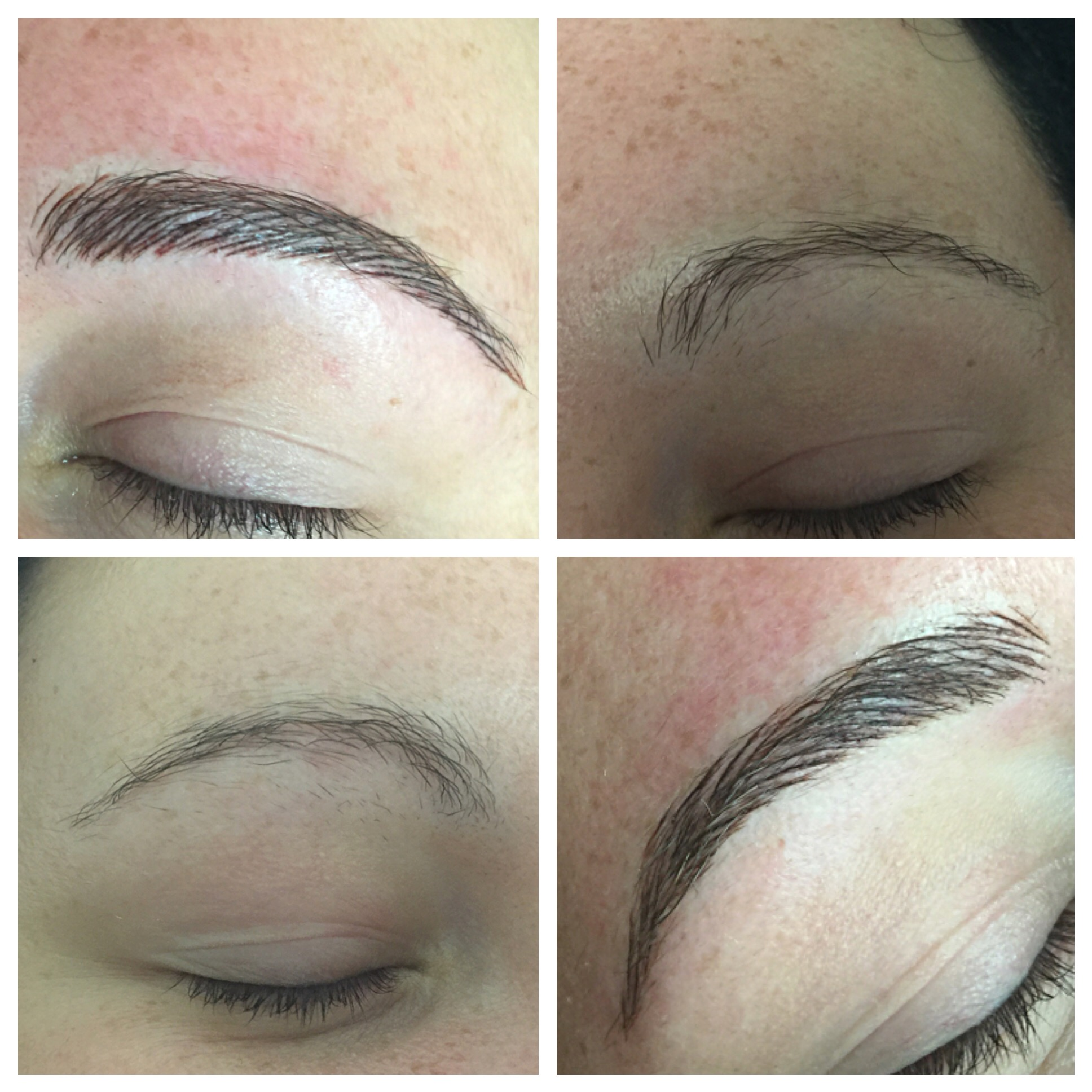 Microblading Eyebrow Tattooing Cosmetic Makeup Permanent Mak